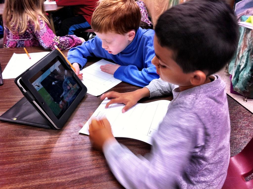 Classroom design vital to ed tech innovation, productivity