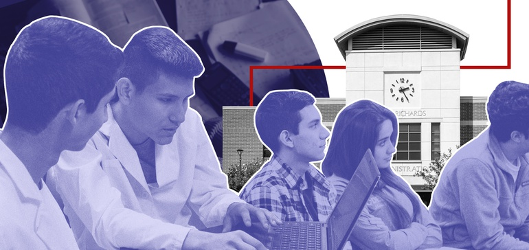 Booms, busts and shopping malls: How Texas community colleges are revamping workforce development