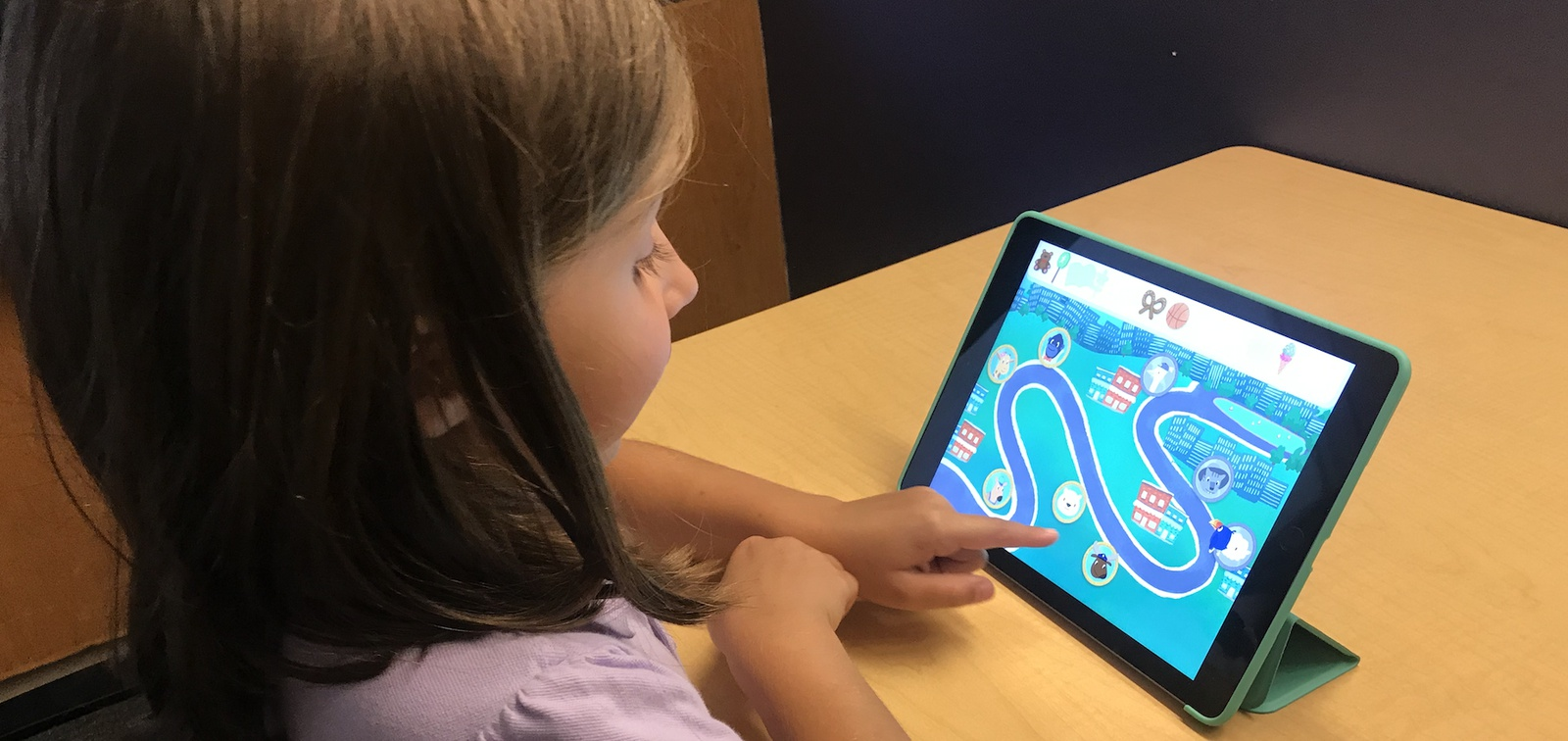 Pre-to-3: App uses medical model to screen for dyslexia