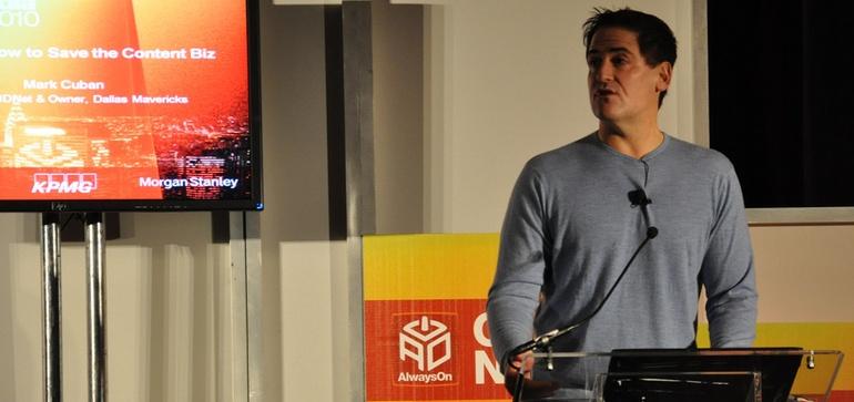 4 higher ed tech startups Mark Cuban is betting on