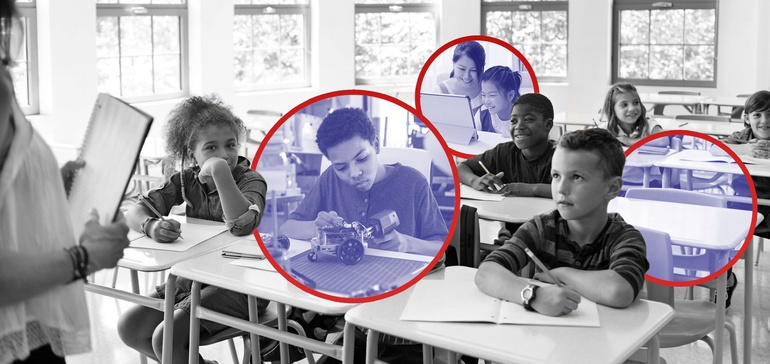 Fast Forward: What could reacclimation mean for schools beyond COVID-19?