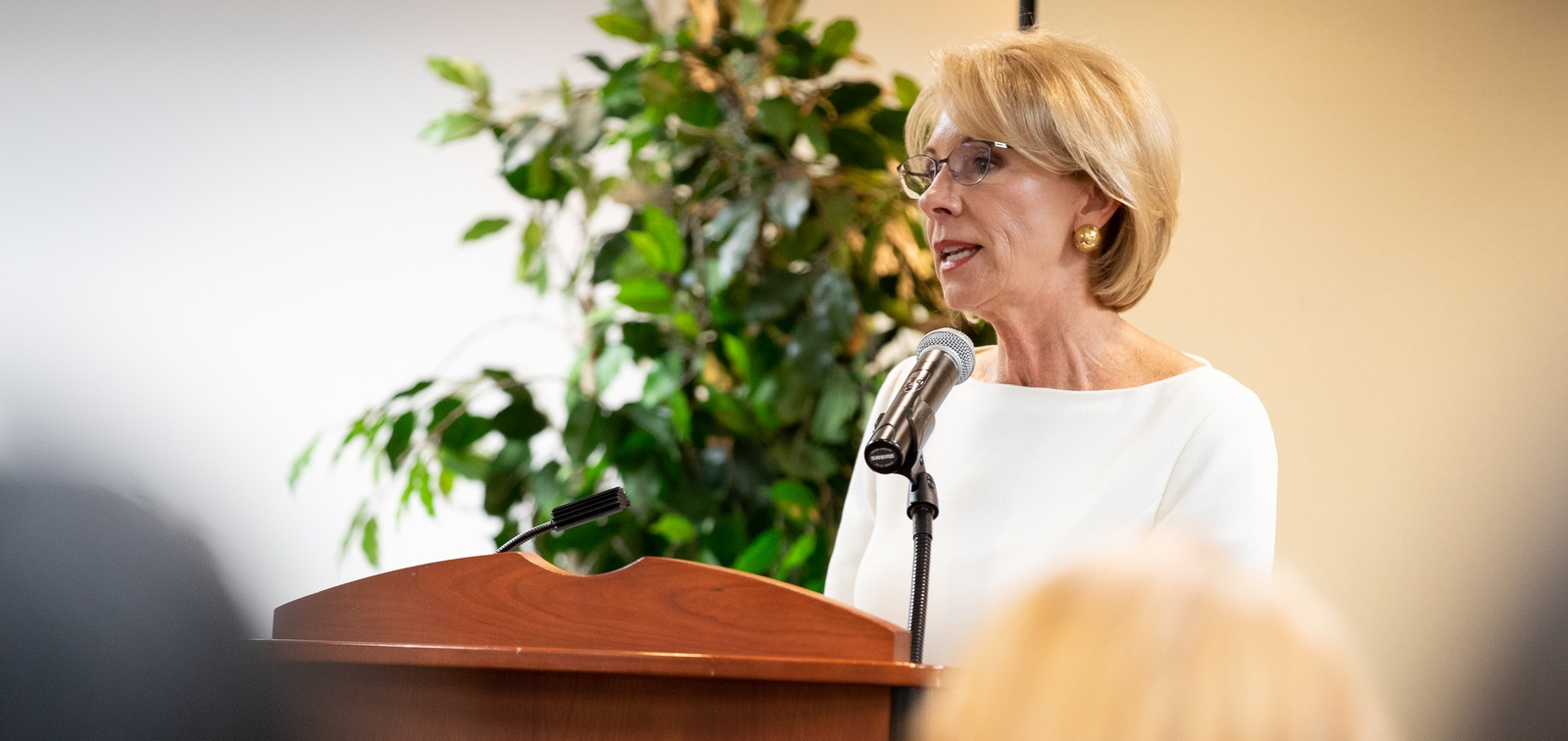 Federal courts decline to block DeVos rule on campus sexual violence