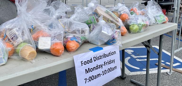 Detroit schools pare food distribution after positive COVID-19 tests