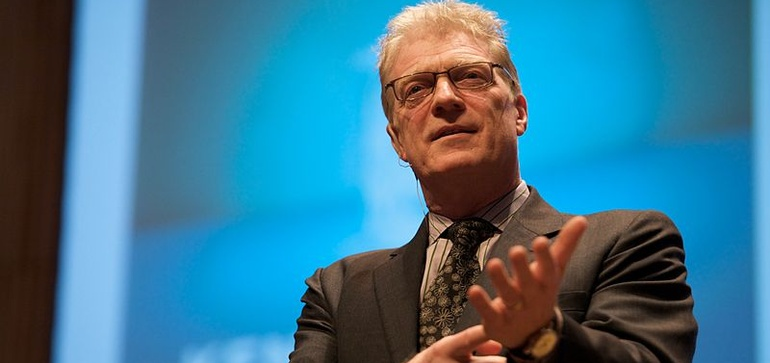 3 hard education questions Ken Robinson says need to be answered [Educause 2013]