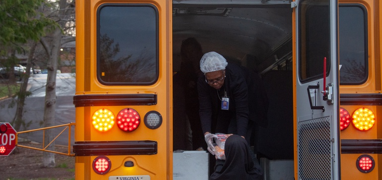 School districts get creative to keep bus drivers, support staff employed