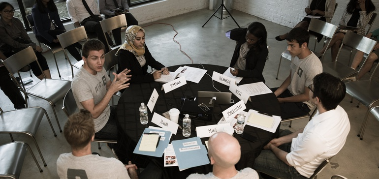 Students help businesses solve real problems in win-win partnerships