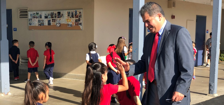 Lessons in Leadership: Chula Vista superintendent shares strategy for integrating the arts