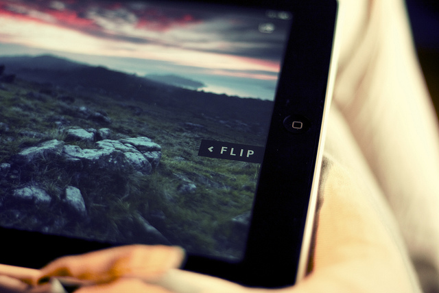 Flipboard news reader gives faculty new content aggregation tool