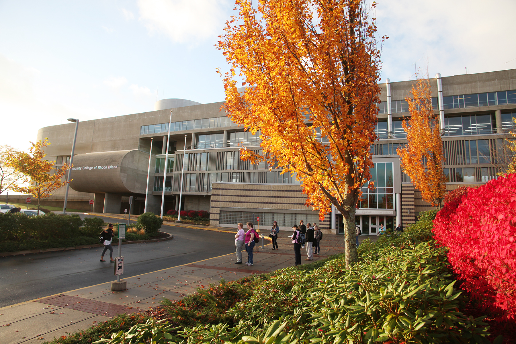 Community College of Rhode Island campus