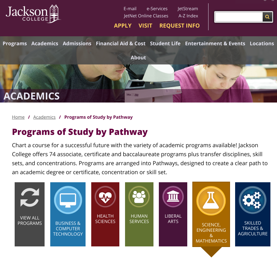 Community colleges embracing 'guided pathways' see payoff