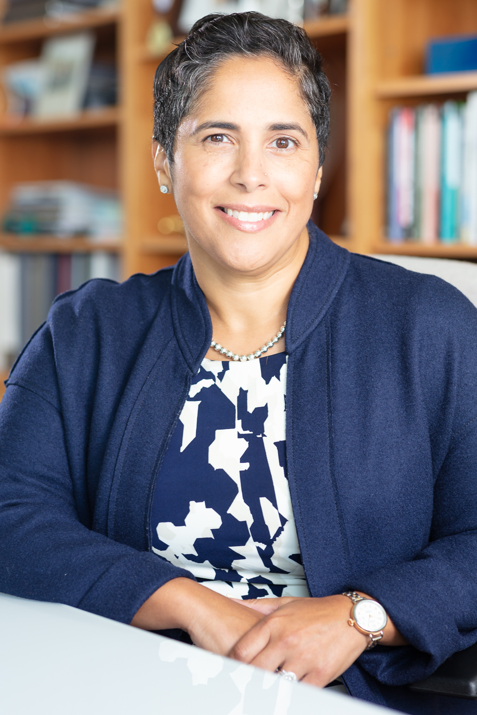 Ithaca College President Shirley Collado