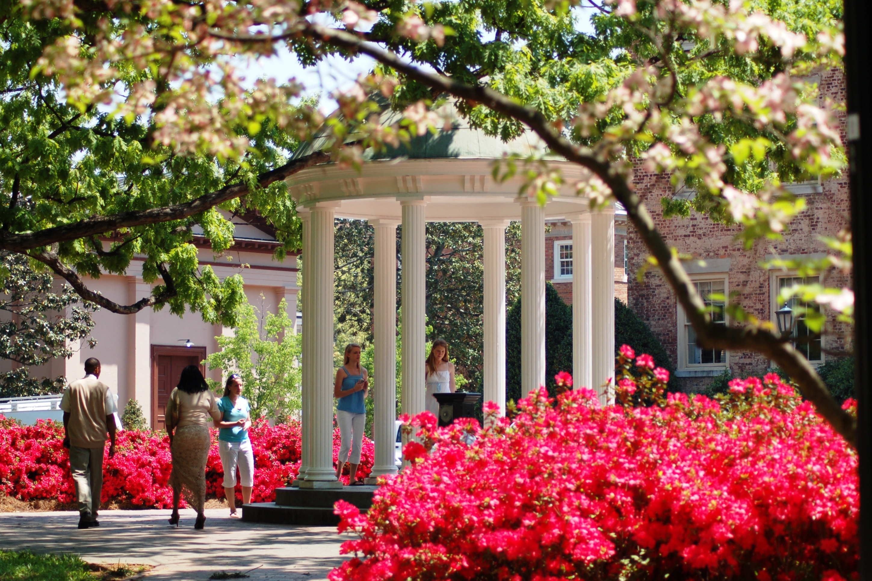 University of North Carolina at Chapel Hill campus