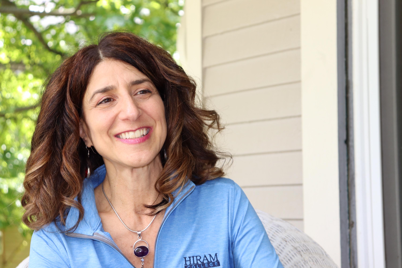Lori Varlotta, president of Hiram College